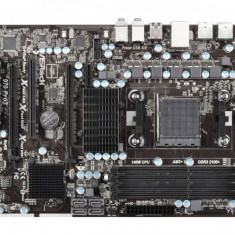 Kit Gaming Asrock 970 PRO3 + Amd FX 4100 3, 6ghz + 8 gb ddr3 - Placa de Baza Asrock, Pentru AMD, AM3+, ATX