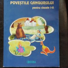 POVESTILOR CANGURULUI