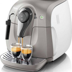 Philips Espressor Philips HD8651/19, 15 Bar, 1 l, Alb/Bej (HD8651/19) - Espressor automat