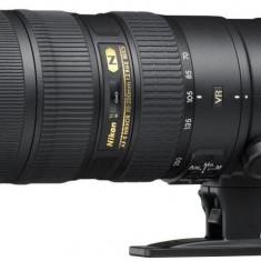 Obiectiv Nikon 70-200/F2.8 AF-S VRII G IF-ED - Obiectiv DSLR Nikon, Nikon FX/DX