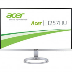 Monitor LED Acer H257HUSMIDPX 25 inch 4ms silver