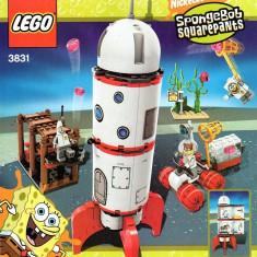 LEGO 3831 Rocket Ride - LEGO Classic