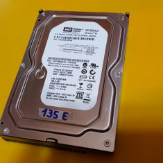 135E.HDD Hard Disk Desktop, 160GB, Western Digital, 8MB, Sata II, 100-199 GB, Rotatii: 7200, SATA2