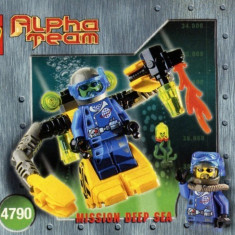 LEGO 4790 Alpha Team Robot Diver - LEGO Classic