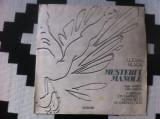 Lucian Blaga Mesterul Manole regia dan nasta drama 5 acte vinyl 16 ⅔ RPM EXE 480, VINIL, electrecord