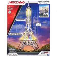 Jucarie Meccano Eiffel Tower Construction Set - Set de constructie
