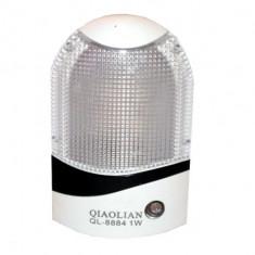 Lampa cu senzor QL-8884 de veghe