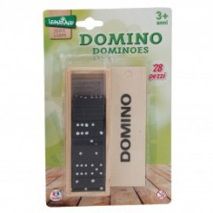 Domino Din Lemn 28 Piese