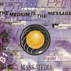 Marshall McLuhan - Mass-Media sau mediul invizibil - 704636 - Carte de publicitate
