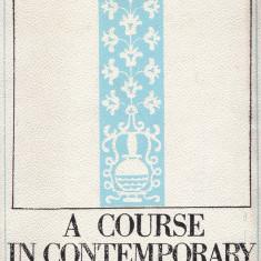Boris Cazacu - A Course In Contemporary Romanian - 707269 - Ghid de conversatie didactica si pedagogica