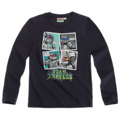 Bluza cu maneca lunga Ninja Turtles denim