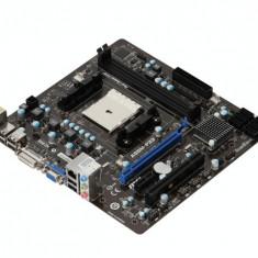Kit  QUAD CORE Gaming MSI A55M-P33 FM1 + AMD Athlon II X4 631 BOX Gaming cooler, Pentru AMD, DDR 3