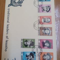 FDC Leshoto 1975