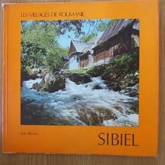 ION MICLEA- SIBIEL- IN LB. FRANCEZA - Carte Arta populara