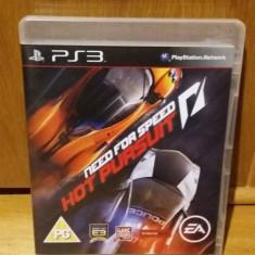 PS3 Need for speed Hot pursuit - joc original by WADDER - Jocuri PS3 Electronic Arts, Curse auto-moto, 12+, Single player
