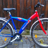 Bicicleta MTB noua Adventure, import Germania