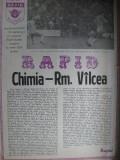 Rapid Bucuresti - Chimia Rm. Valcea (20 aprilie 1985)