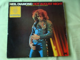 NEIL DIAMOND - Hot August Night - 2 LP Original (MCA-Germany), VINIL