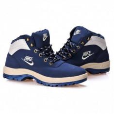 Bocanci Nike ACG Barbati indigo - Bocanci barbati Nike, Marime: 36, 37, 38, 39, 40, 41, 42, 43, 44, Culoare: Din imagine, Piele sintetica