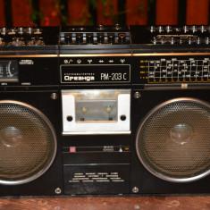 Radiocasetofon rusesc