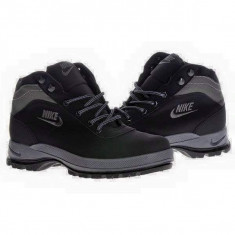 Bocanci Nike ACG Barbati negru nou - Bocanci barbati Nike, Marime: 36, 37, 38, 39, 40, 41, 42, 43, 44, Culoare: Din imagine, Piele sintetica