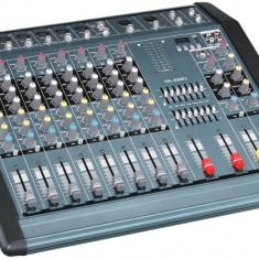 Mixer profesional putere 1300W MP3 Player, 12 canale, efecte voce - Mixere DJ