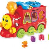 Jucarie Educativa Trenuletul Magic