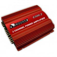 AMPLIFICATOR AUTO COUGAR 2 CANALE 1000W