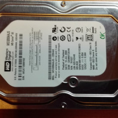 HDD PC Western Digital 320Gb Sata - Hard Disk Western Digital, 200-499 GB, Rotatii: 7200