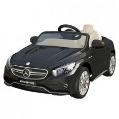Masinuta electrica Mercedes Benz AMG black - Masinuta electrica copii Chipolino