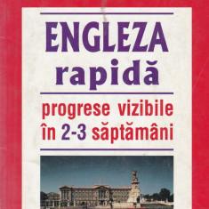 Jean Autret - Engleza rapida - 631525 - Ghid de conversatie niculescu