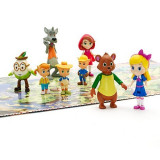 Set Figurine Goldie si Ursulet Deluxe