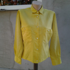 Yellow Style, camasa dama, mar. 40 / M, Marime: M, Culoare: Din imagine
