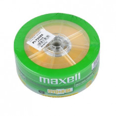 DVD+R MAXELL 8.5GB 8X DOUBLE LAYER CAKE 25BUC