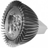 Spot Cu 3 LED-Uri, 3W/220V, Dulie MR16 - Lumina Alb/Calda - Bec, Spoturi