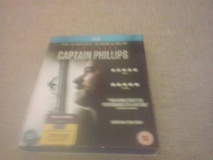 Captain Phillpis - BLU RAY - Film actiune, Engleza - Okazii