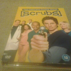 SCRUBS - The complete fourth series - 4 DVD - Film serial, Actiune, Engleza