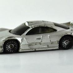 Macheta / jucarie masinuta metal - Maisto - Mercedes CLK-GTR Street Version #343 - Macheta auto Maisto, 1:64