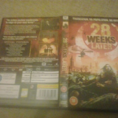 28 Weeks later - DVD - Film SF, Engleza