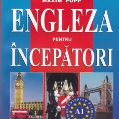 Maxim Popp - Engleza pentru incepatori - 661560 - Ghid de conversatie niculescu