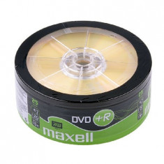 DVD+R MAXELL 4, 7 GB 16X SP.25BUC