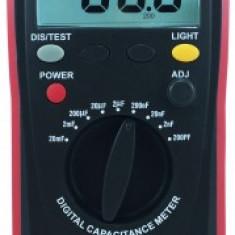 Aparat De Masura Digital, Capacimetru - UA6013+ - Multimetre