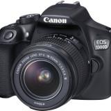 Kit Canon EOS 1300D (cu obiectiv 18-55 DC ) negru