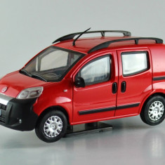 Macheta / jucarie masinuta metal - Motorama - Fiat Fiorino (stare perfecta) #211 - Macheta auto Alta, 1:43