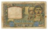 FRANTA 25 FRANCI FRANCS 1941 F