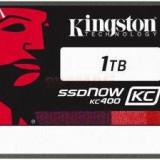 "SSD Kingston KC400 1TB 2, 5"" SATA3 Upgrade Kit (7mm, SKC400S3B7A/1T)"