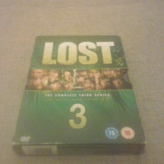 LOST - the Complete third series - EPISOADE 1-23 7 DVD - Film serial, Actiune, Engleza