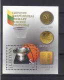 LITUANIA 2003, Sport - Campionatul European de Baschet, MNH, serie neuzata