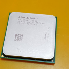 Procesor AMD Athlon X2 7550, 2, 50Ghz, Socket AM2-AM2+(B) - Procesor PC AMD, Numar nuclee: 2, 2.5-3.0 GHz