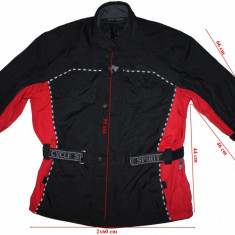 Geaca moto Cycle Spirit, protectii, barbati, marimea XL - Imbracaminte moto Cycle Spirit, Geci